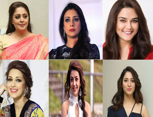 Bollywood Beauties Who Success In Tollywood