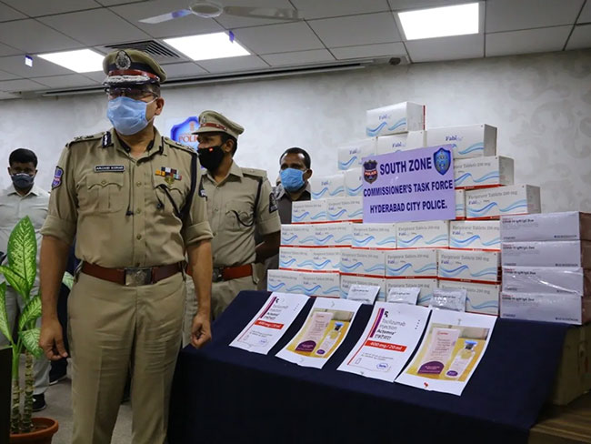 Buy in thousands .. Sell in lakhs: Drugs are rampant in Hyderabad