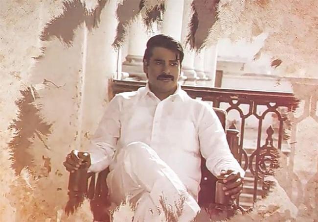 Devineni Movie Vangaveeti Ranga Look Released