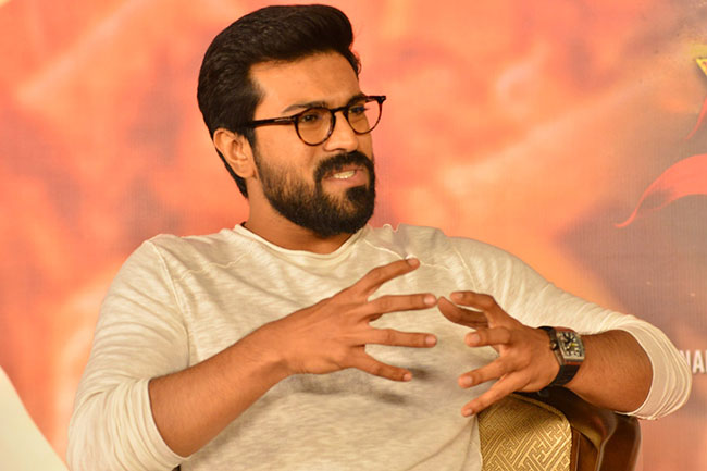 Is Ram Charan Daring To Give Chance To A Debutant?