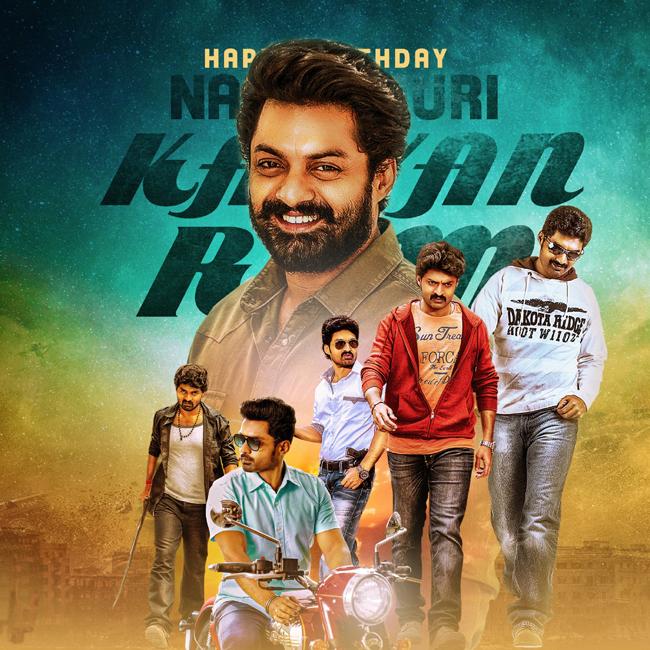 Kalyan Ram Celebrates his Birthday