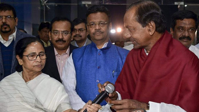 Mamata Benarjee Copied Kcr Scheme?