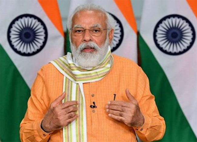 Modi's latest 'mantra' for youth