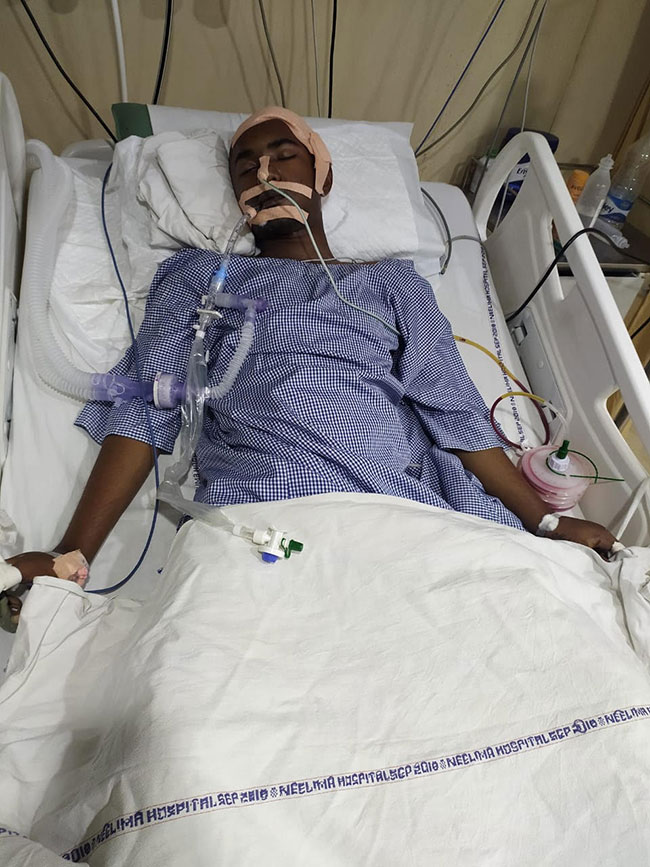 My Nephew Mahendra Is Fighting For His Life And We Need Your Support To Save Him