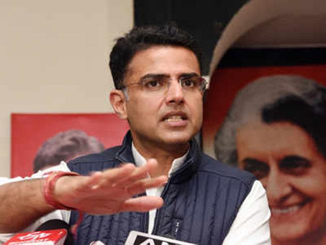 Sachin Pilot Not Responding For Rahul Gandhi