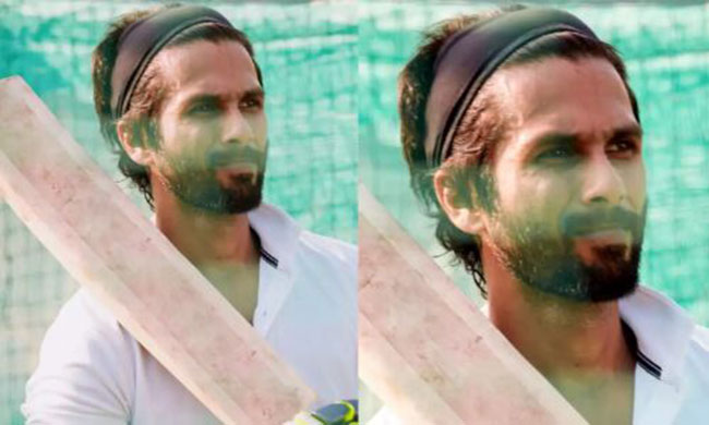 Shahid Kapoor Gets Trained By Rohit Sharma Coach For Jersey