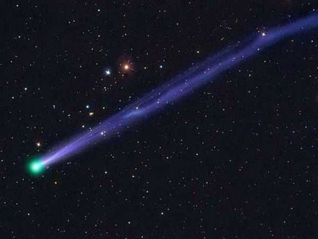 Shocking: The comet coming fast to the earth!