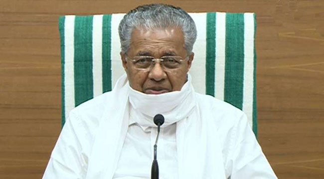 Smuggling allegations against Kerala CM Vijayan