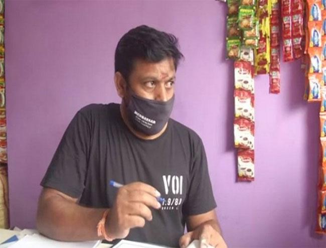 Tamil filmmaker opens grocery store to make ends meet in dangerous disease pandemic