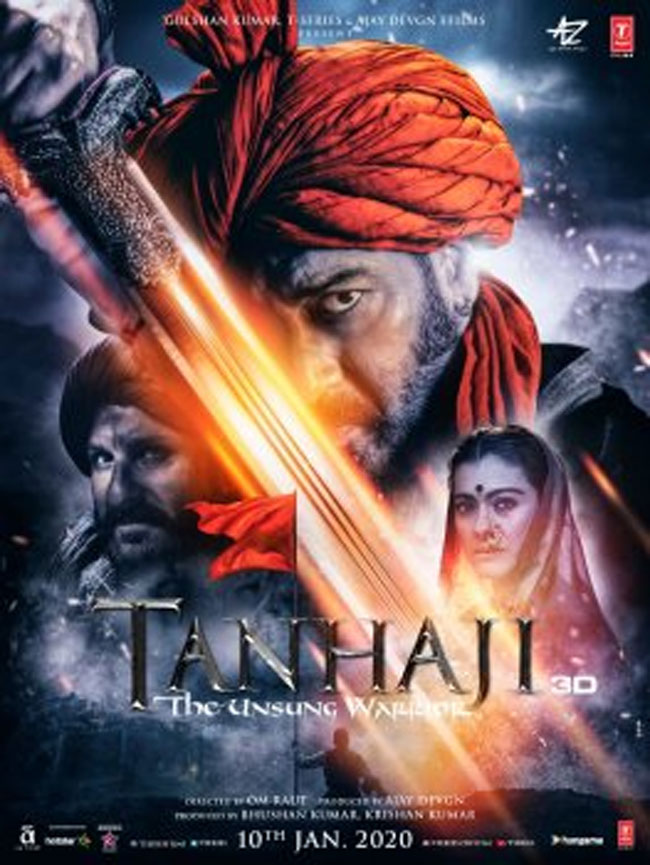 Tanhaji highest collections film In 2020