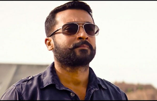 The Suriya is about to become the ideal for the South Stars