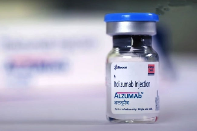 The good news: Another drug to treat Pandemic