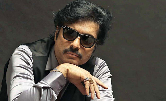 Veteran actor Karthik is busy writing his autobiography?