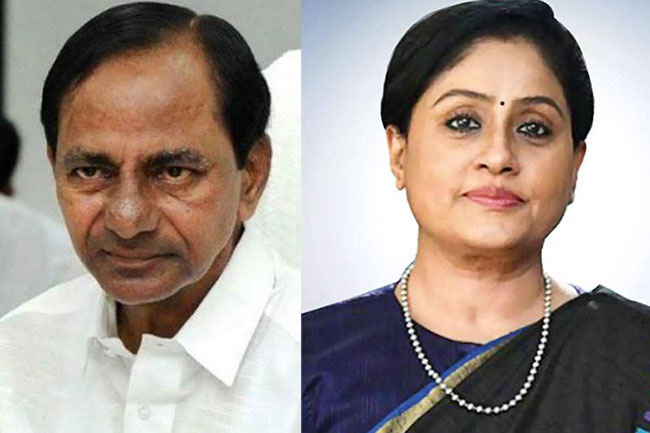 Vijaya Shanthi Compared KCR With Shishupaludu