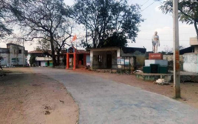 Villagers in Kamareddy district brutalized Mother And Son