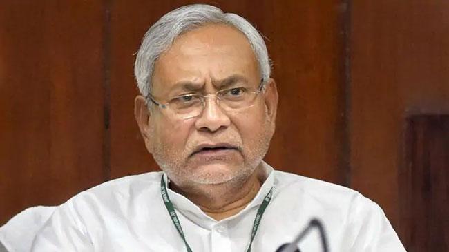 Virus Positive to Bihar CM Neice