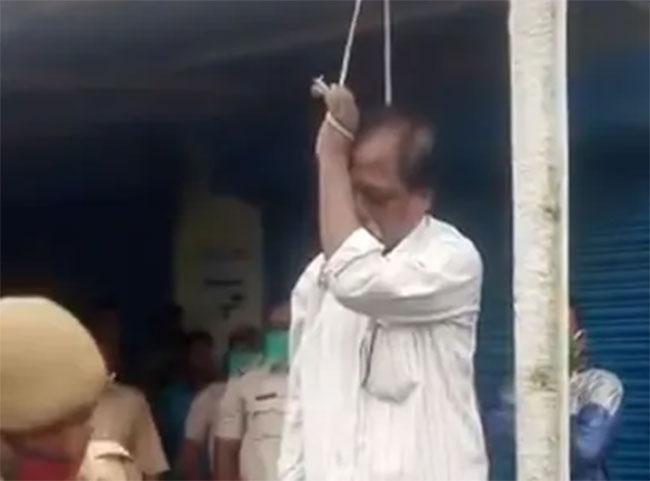 West Bengal MLA Debendra Nath Roy found hanging