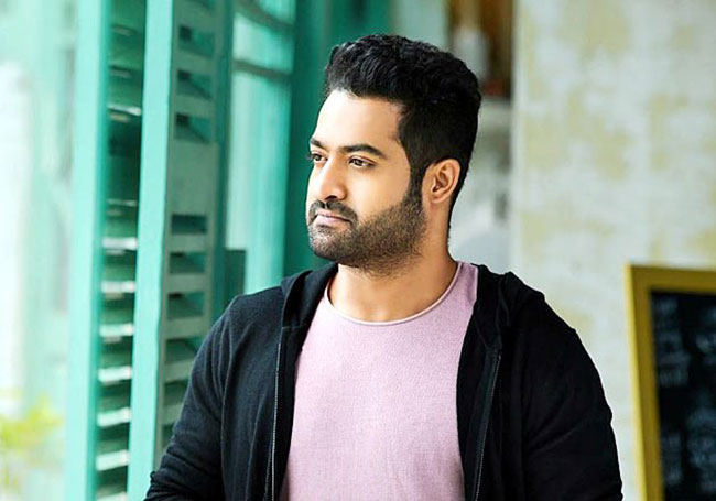 Who's that lucky beauty who ties up with NTR?