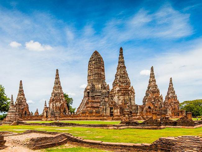 Another Ayodhya 'Ayutthaya' on Jambu Island