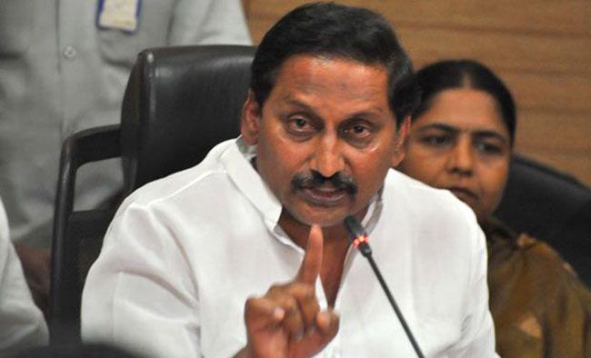 Bumper offer to former CM Kiran Kumar?