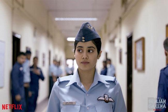 Did Janhvi impress as 'Gunjan Saxena' ...?
