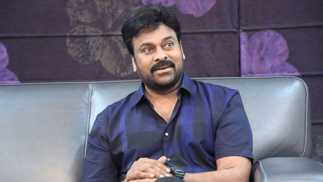 Double Surprise For Chiru Birthday