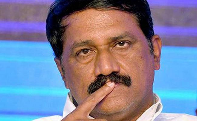 Ganta into YCP .. joining Date Fix?