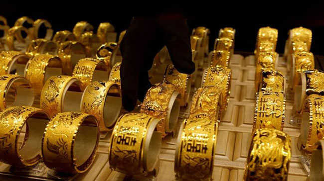 Gold price record new high