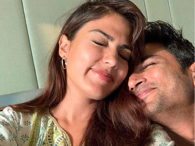 How did Rhea come into Sushant's life ...?