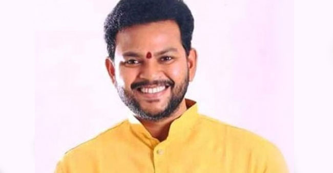 Is Ram Mohan Naidu Joining Bjp?