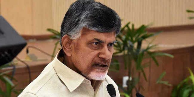 Is this Chandrababu worst statement in 40 years of political experience?