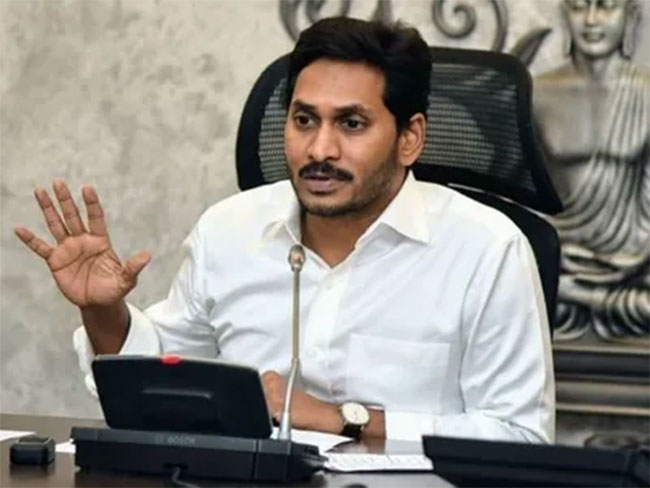 Jagan special focus on three capitals