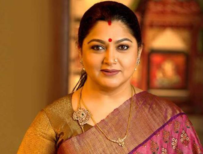 Kushboo will take away the dignity of those who want to kill