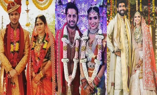 Nikhil, Nithin And Rana Film Career After Marriage