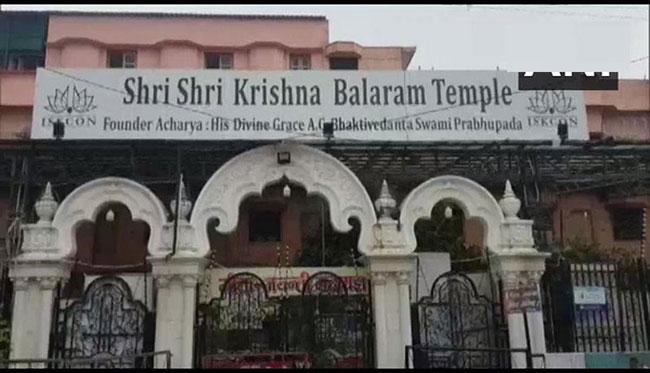 Pandemic boom in ISKCON?..Temple closure!