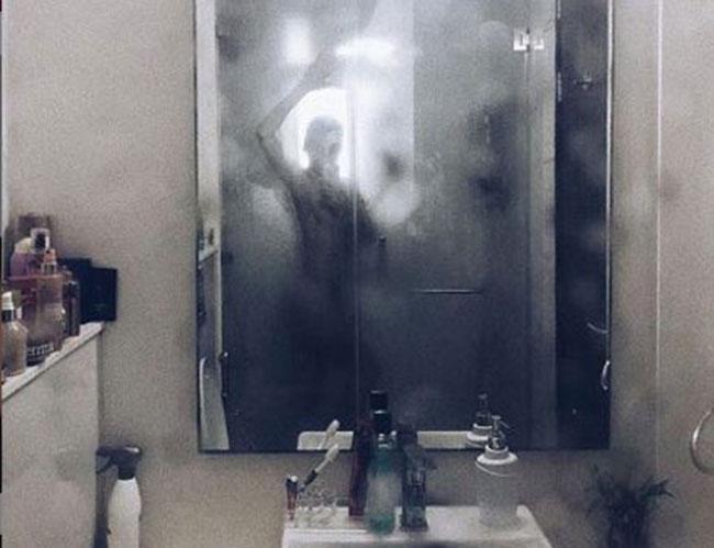 PhotoTalk: shared a Bathroom photo