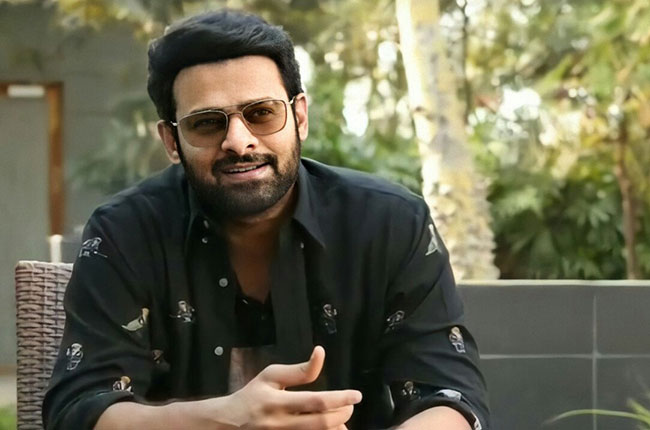 Prabhas gives green signal to another Pan India project ...?