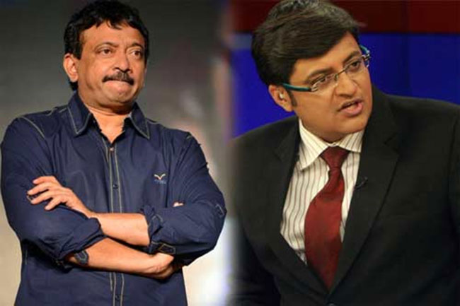RGV 'News Prostitute' on Channel Anchor