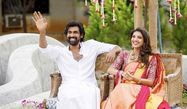 Rana Wedding Celebrations in Full Swing