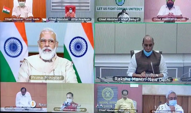 Those 10 people are responsible for winning India - Modi