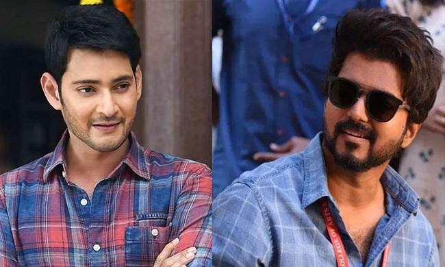 Vijay ready to act as a villain in Mahesh movie ...!
