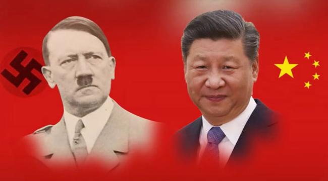 Xi Jinping Emulating Adolf Hitler