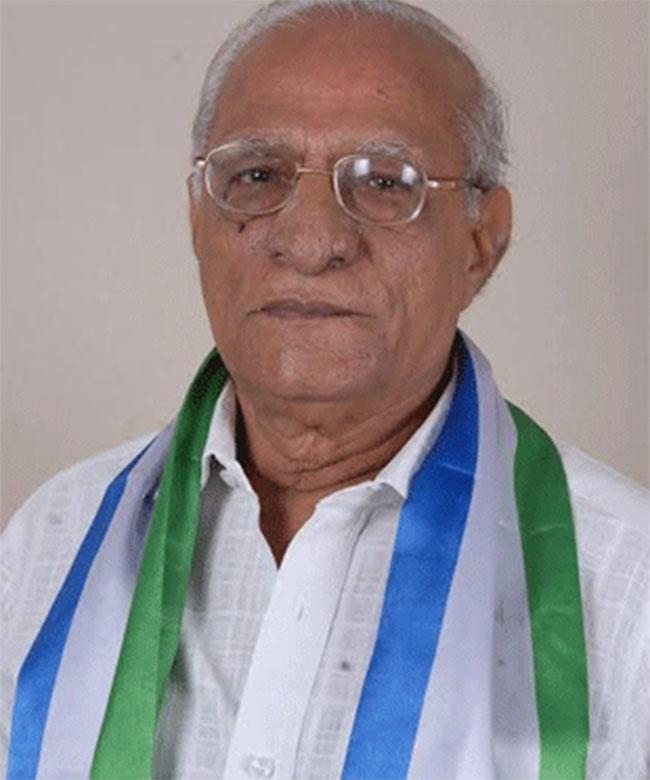 YSRCP Leader Samba Sivaraju Passed Away