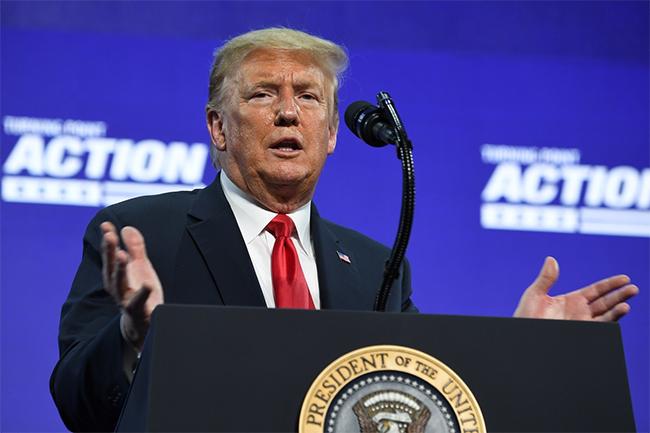 53 Republicans said no to Trump