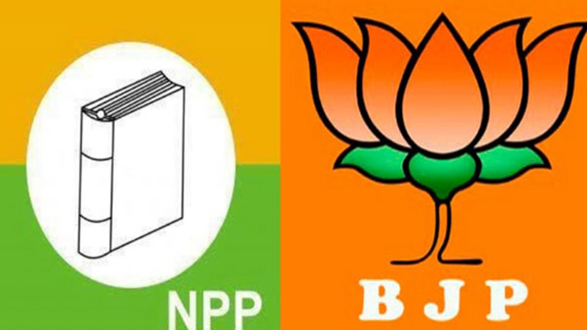 BJP And NPP Alliance Hangs In The balance Manipur
