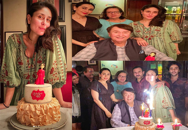 Bebo enters the 40th year ...!
