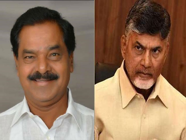 Chandrababu will not let them into the temple: Deputy CM sensational remarks
