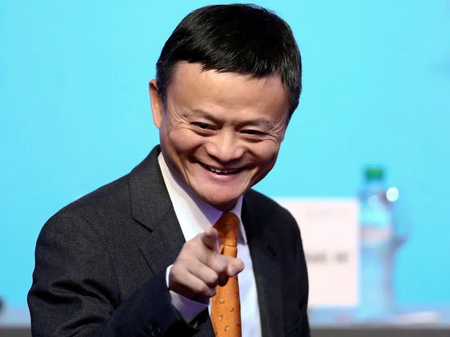 Data of our leaders to China Alibaba is to blame