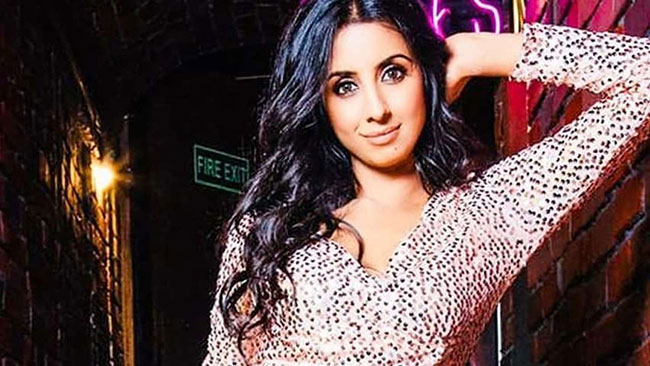 Heroine Sanjana arrested in drug case ...!
