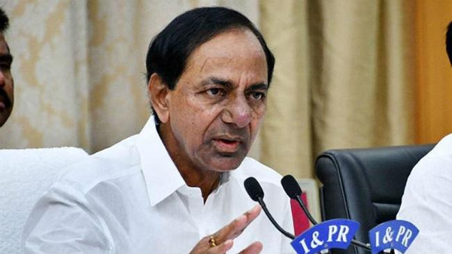 IAS sheshadri appointed as secretary of telangana cm kcr